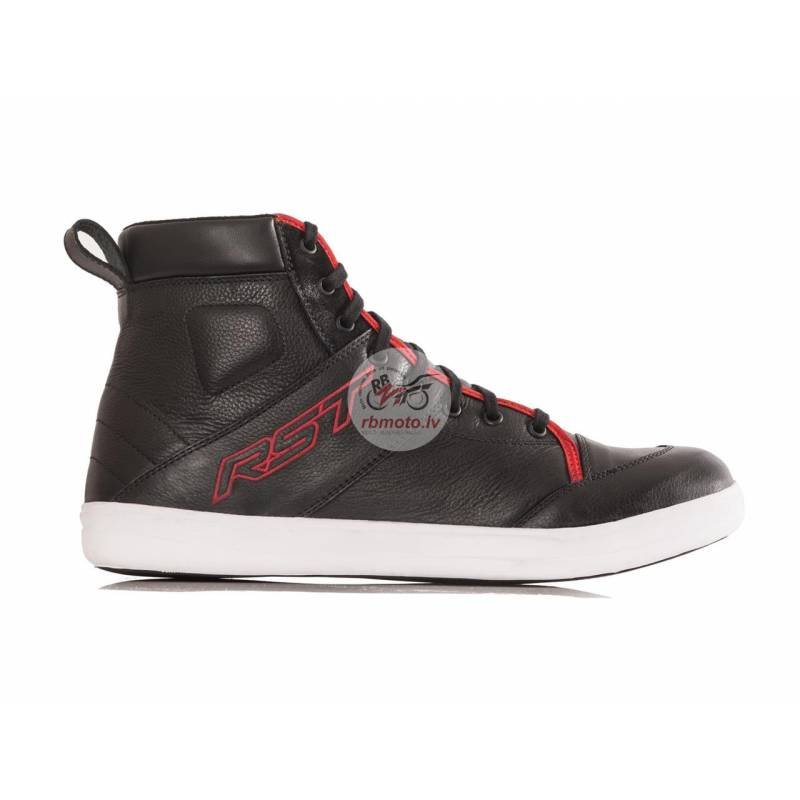 RST Urban II CE Shoes Black/red 42