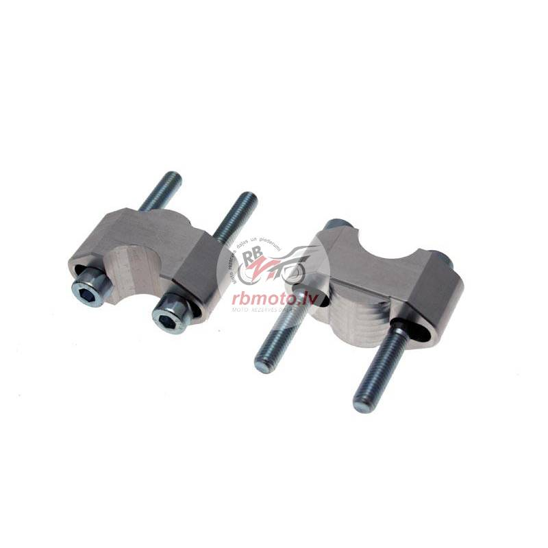 Universal mount + 15mm Alloy Ultima aluminium hand...