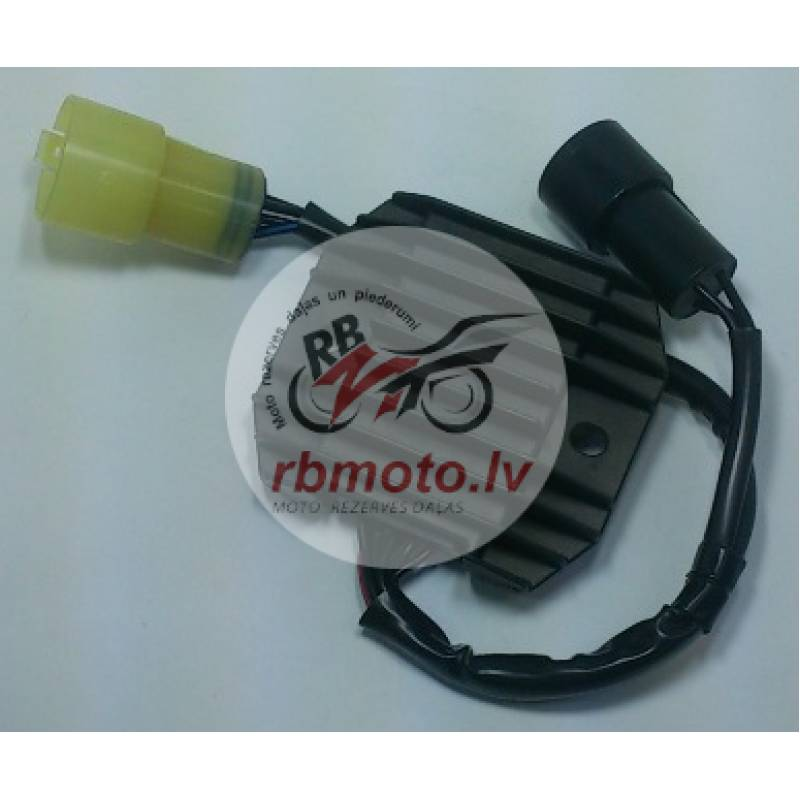 TOURMAX Regulator Kawasaki ZZR600/Z X6R