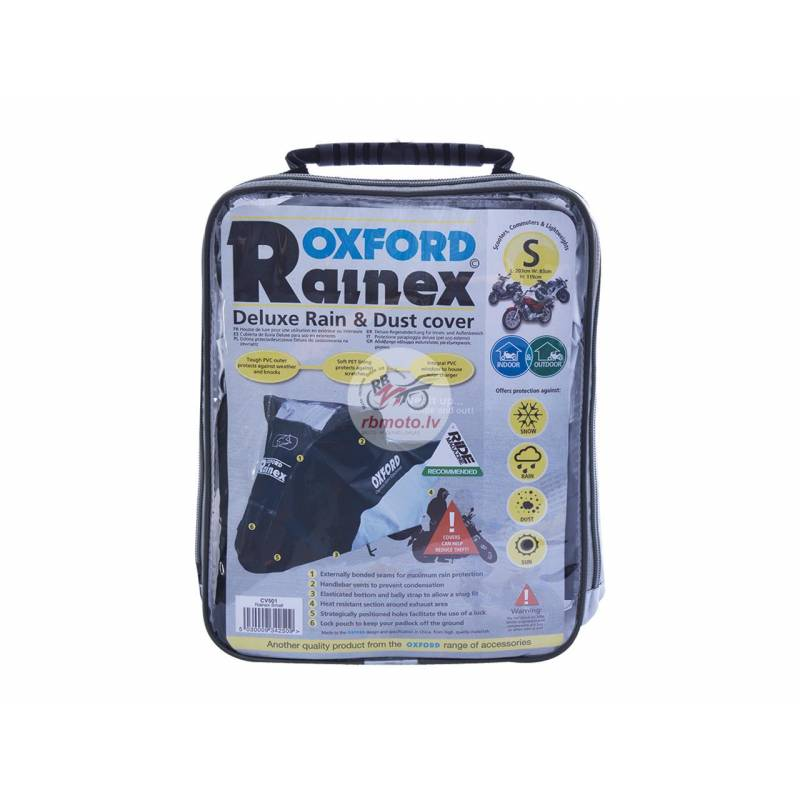 OXFORD Rainex Protective Cover Universal Size M