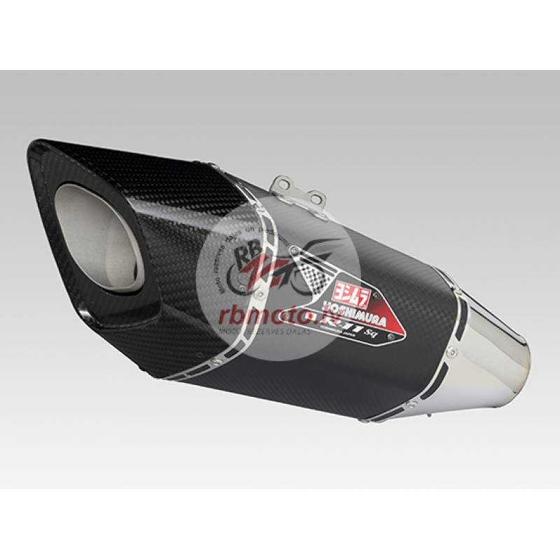 YOSHIMURA R-11 Metal Magic Muffler/Carbon End Cap ...