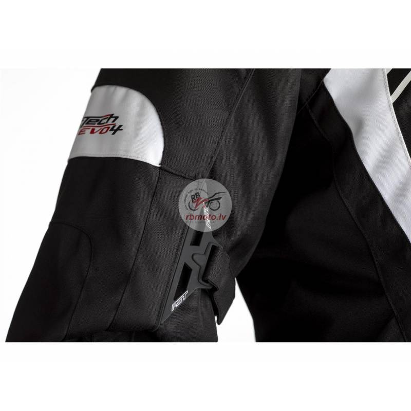 RST Tractech EVO 4 CE Jacket Textile White Size S ...