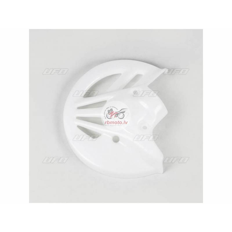 UFO Front Disc Protector Clear Honda CR125R/250R/5...