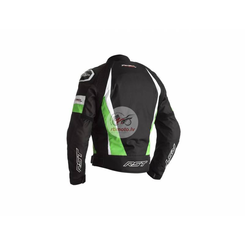 RST Tractech EVO 4 CE Jacket Textile Green Size 2X...