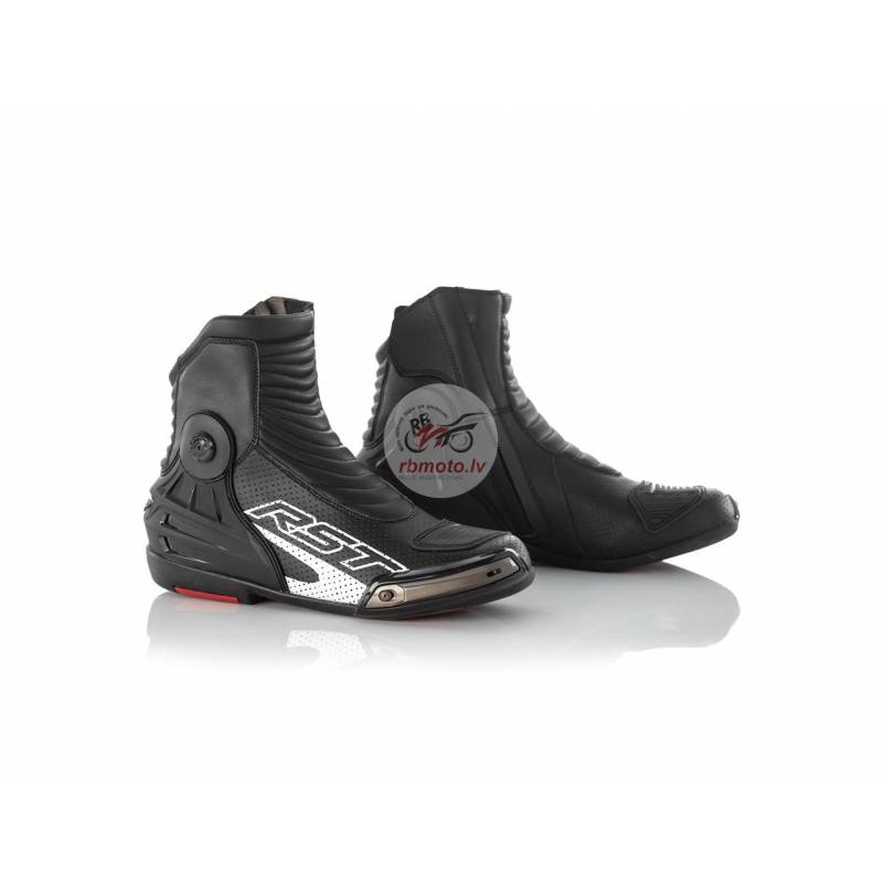 RST Tractech Evo III Short CE Boots Black Size 41