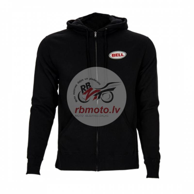 BELL Choice Of Pro Hoodie Black Size M