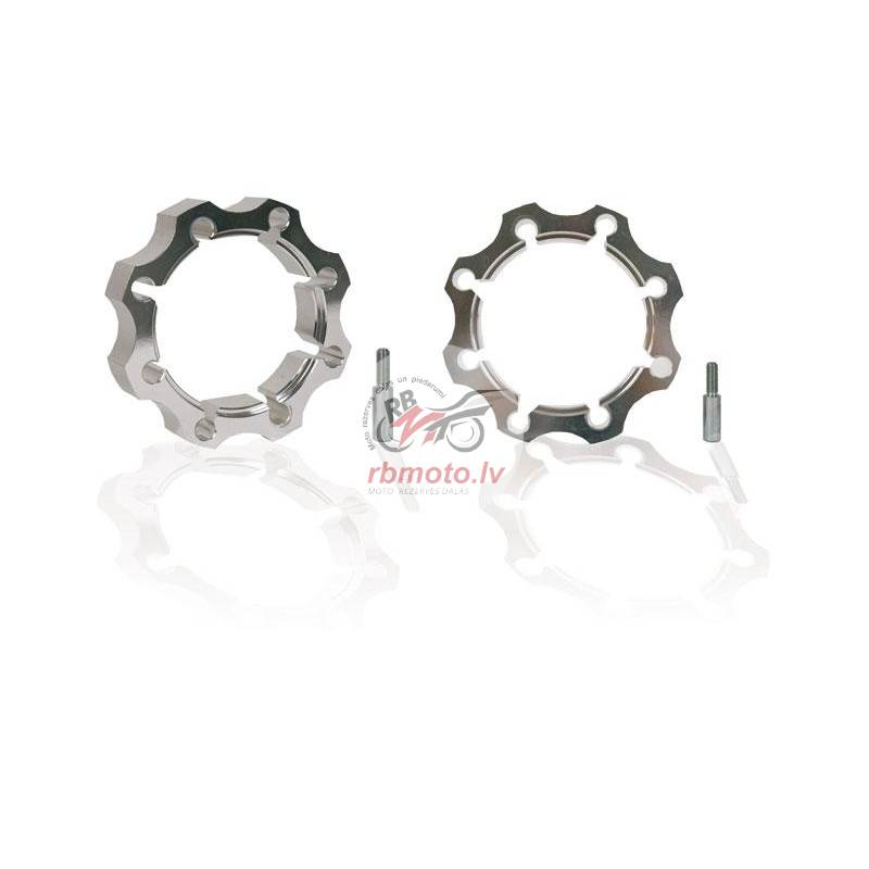 CROSS PRO Wheel Spacers 45mm Yamaha YFS Blaster 20...
