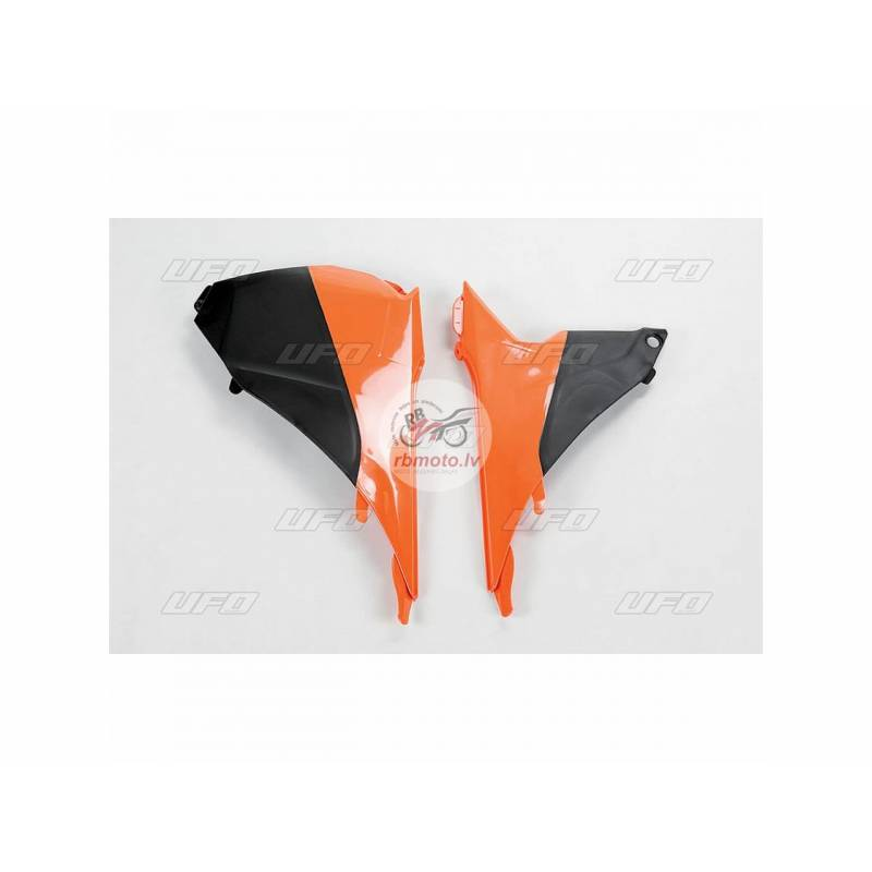UFO Air Box Covers OEM Color KTM