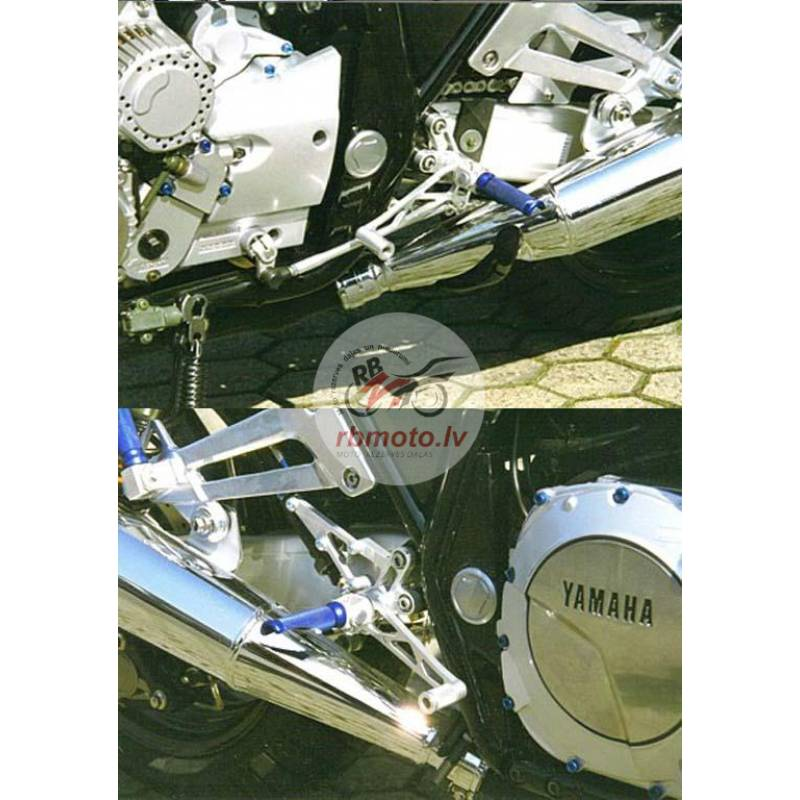 REARSETS FOR XJR1200/1300 1995-04