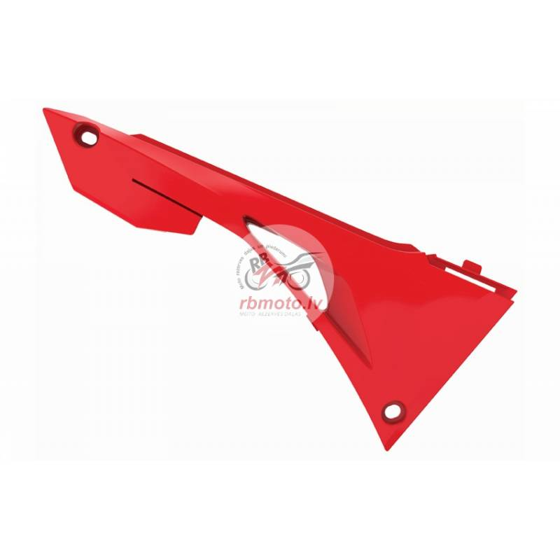 POLISPORT Air Box Covers Red Honda CRF450R/RX