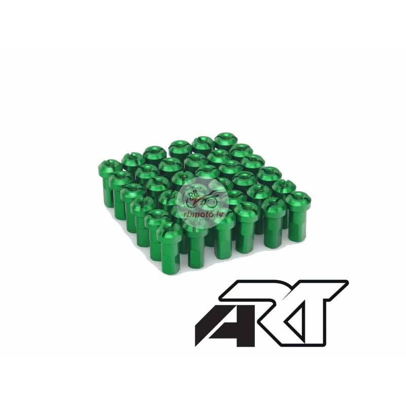 A.R.T Green Spokes Head Set