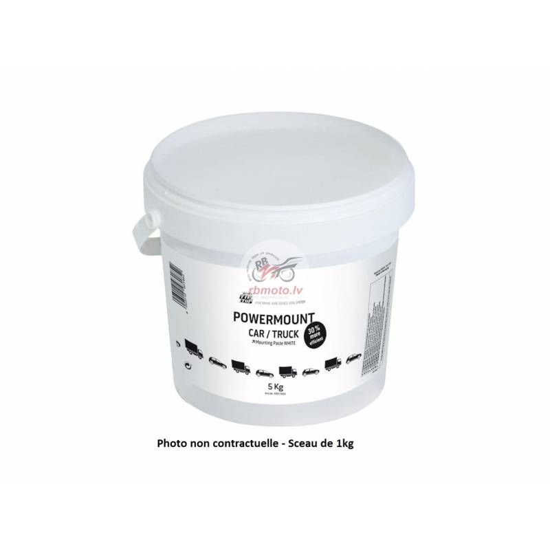 REMA TIP TOP Powermount Tire Mounting Paste Transp...
