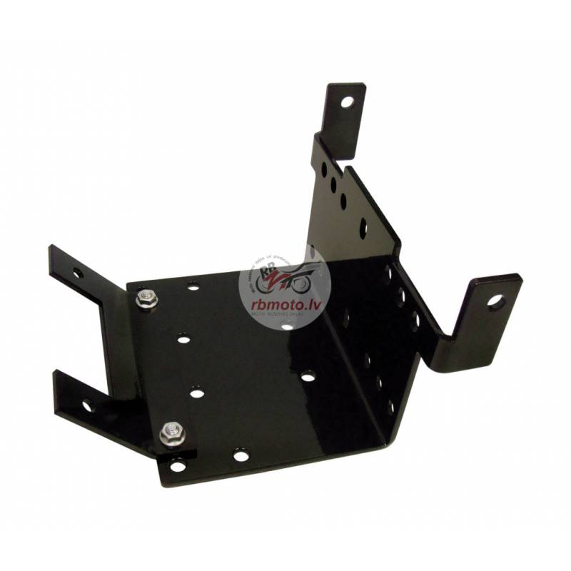 Fuse winch mount Yamaha Grizzly 350/450