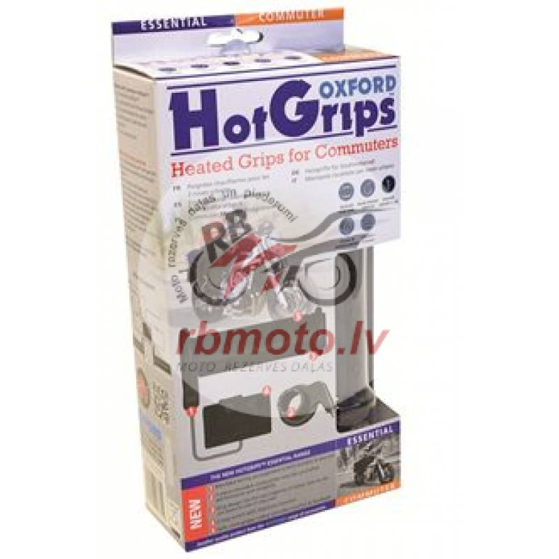 OXFORD COMMUTER HEATED GRIPS