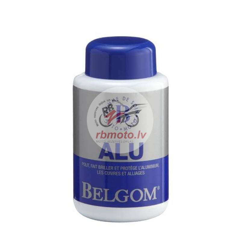 BELGOM Alu 250ml Bottle