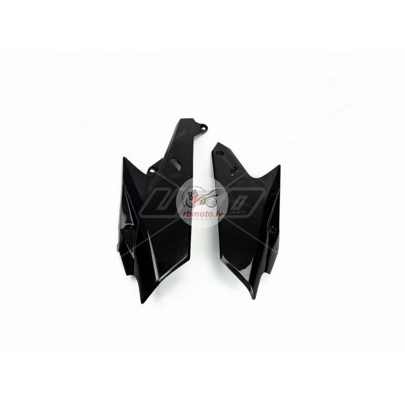 UFO Side Panels Black YZ250/450F