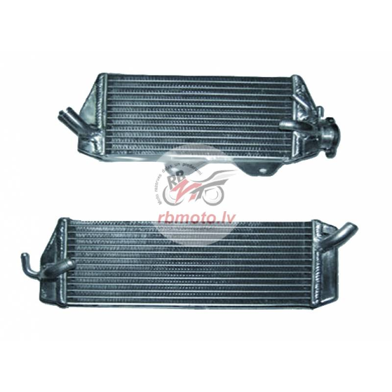 Tecnium RIGHT-HAND RADIATOR for HONDA