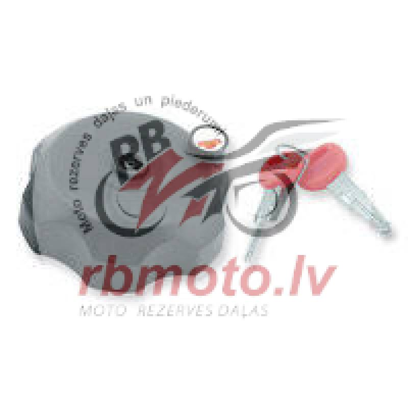 BLACK TANK CAP OEM TYPE FOR SUZUKI