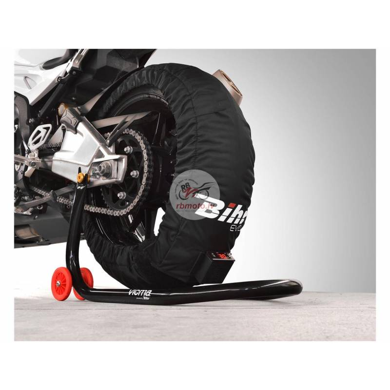 BIHR Home Track EVO2 165 Programmable Tyre Warmers