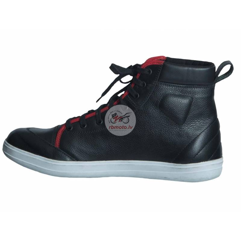 RST Urban II CE Shoes Black/red 43