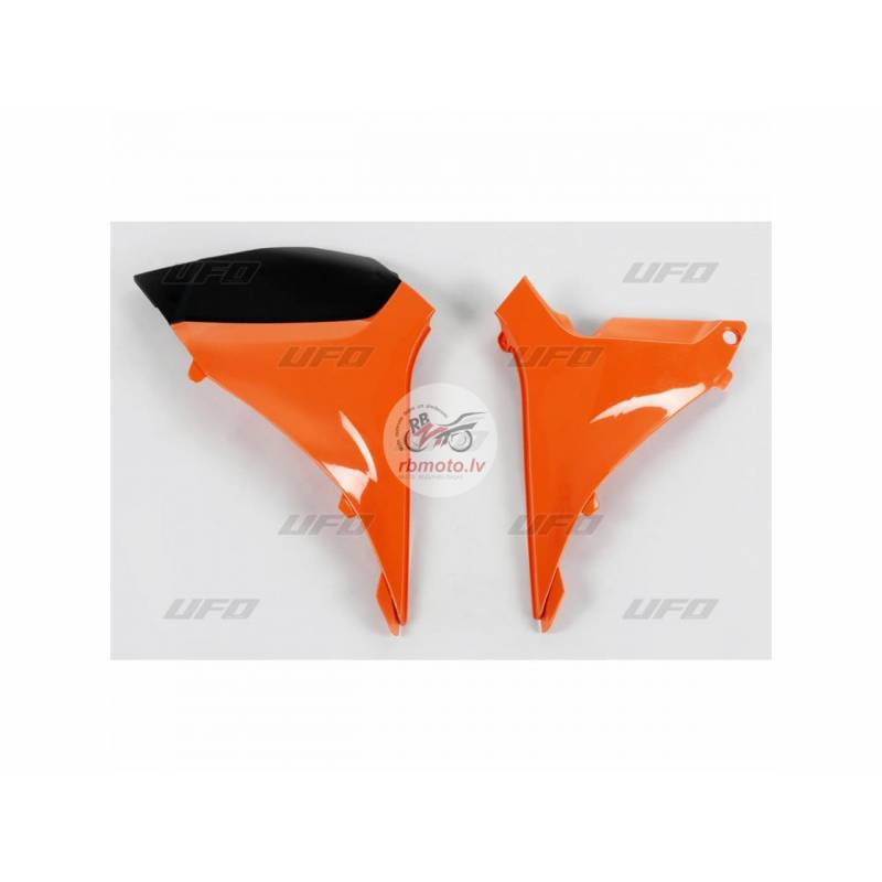 UFO Air Box Covers Orange KTM SX-F250/350/450/505