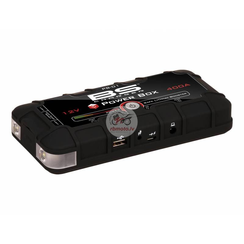BS Ultra Compact Battery Charger 12V - 12000mA