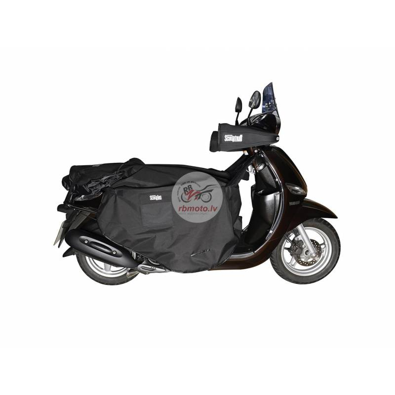 OXFORD Universal Scooter Apron Black