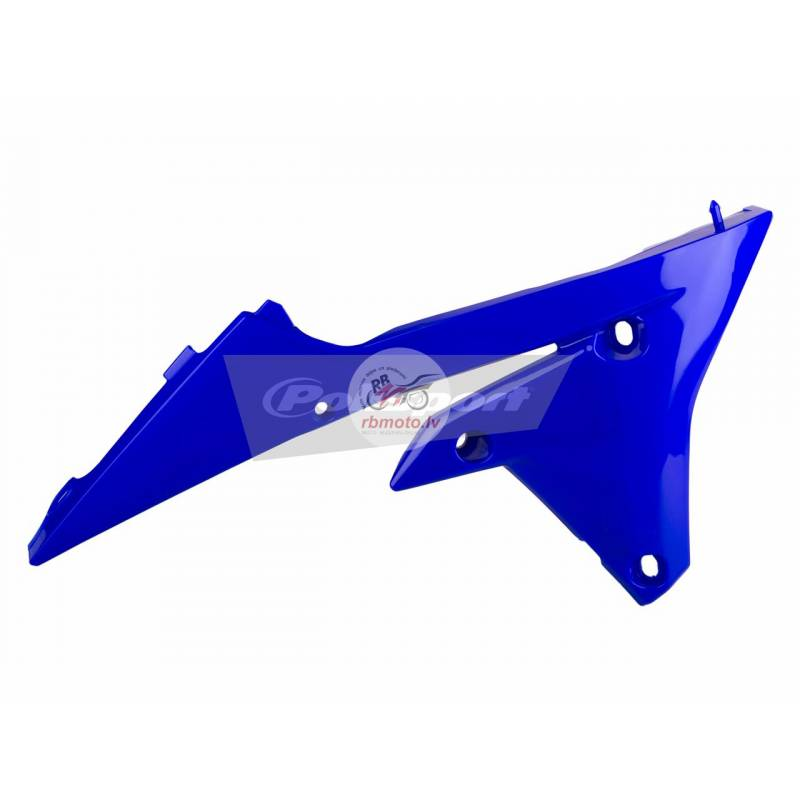 POLISPORT Radiator Covers Blue Yamaha YZ250F/YZ450...