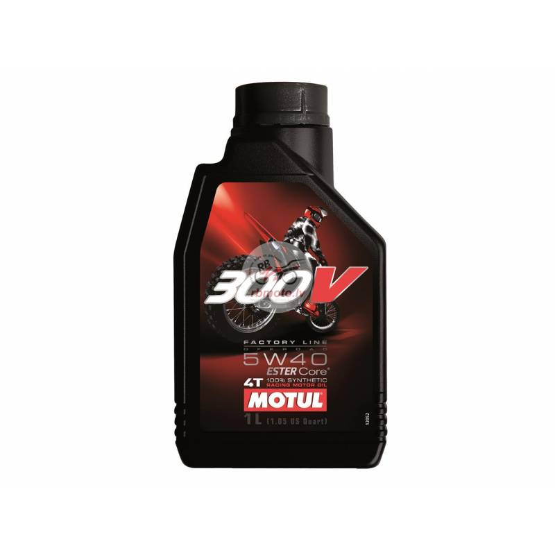 MOTUL 300V Factory Line Off-Road 4T synthetic 5W40...