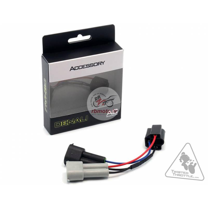DENALI H4 Headlight Wiring Adapter to H9/H11