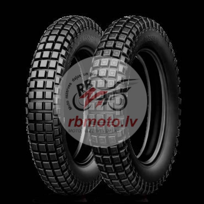 MICHELIN Tyre TRIAL X LIGHT COMP 120/100 R 18 M/C ...