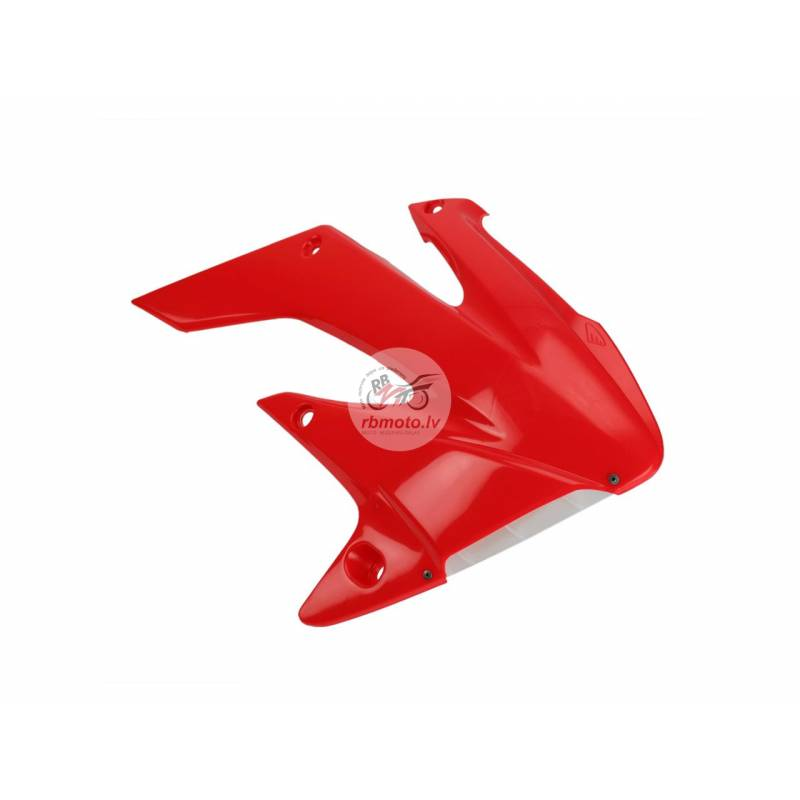 RED POWERFLOW INTAK RAD SHROUDS 06-09 HO