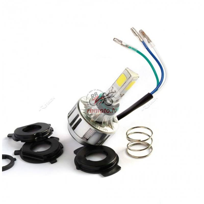 RACETECH LED Kit 32W/6000K for OEM Headlight