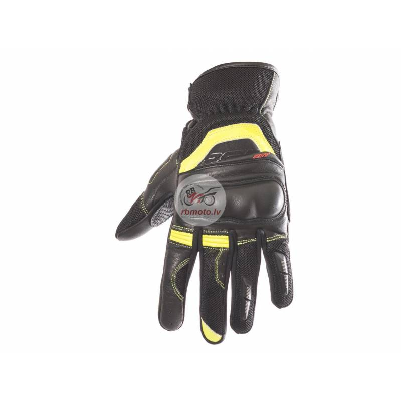 RST Urban Air II CE Gloves Leather/Textile Flo Yel...