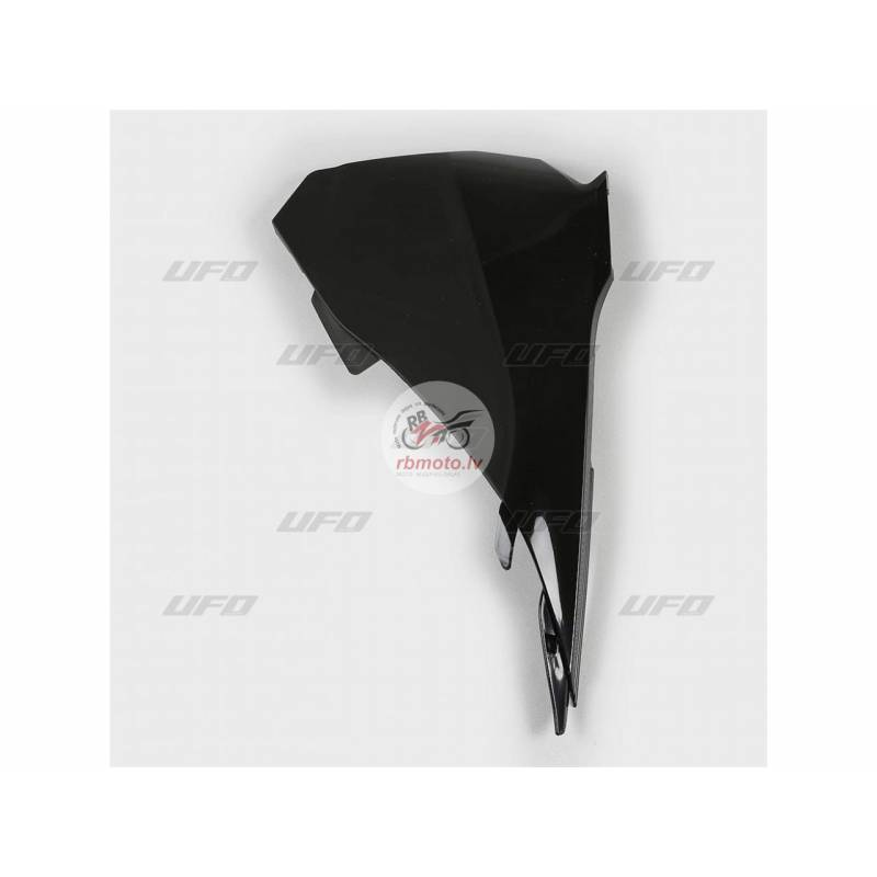 UFO Left Air Box Cover Black KTM SX85