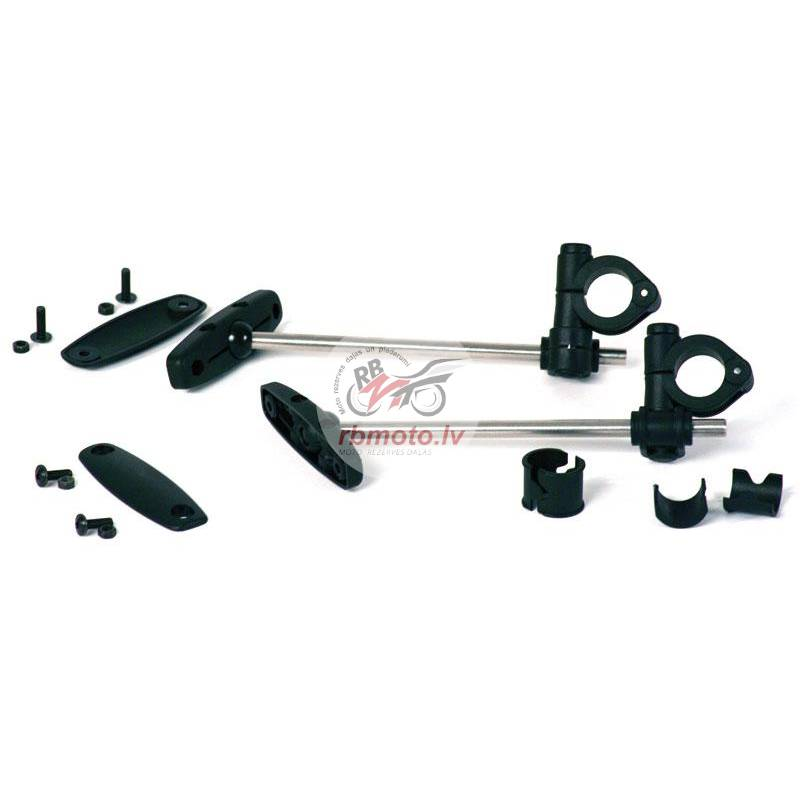 MRA Mounting Kit for all Types of Windshields/Wind...