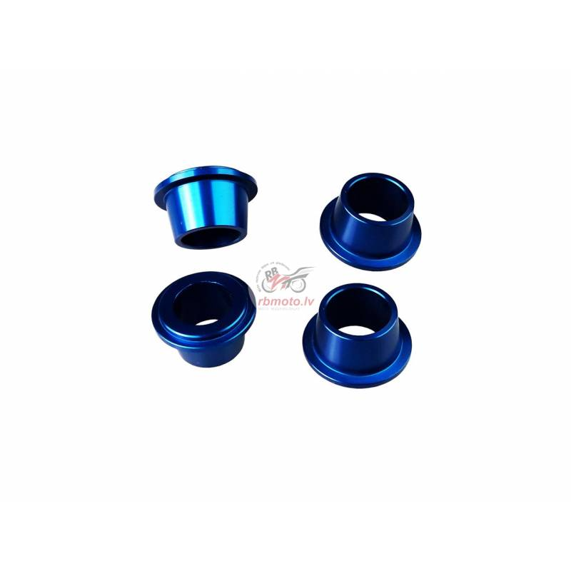 SCAR Rubber Killers Blue Husqvarna TC/FC