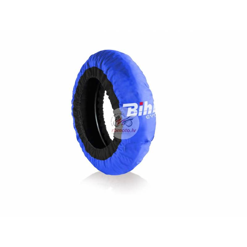 BIHR Home Track EVO2 Autoregulated Tire Warmer Blu...