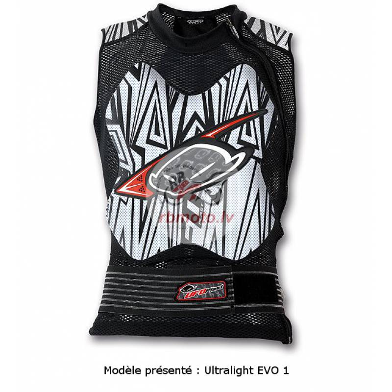 UFO Ultralight EVO 2.0 Body Protector with Belt Wh...