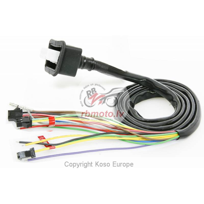 KOSO Main Wire RX1N RX2 Models