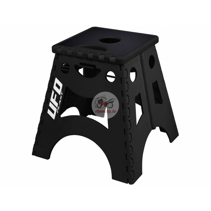 UFO Mecha Foldable Bike Stand Black