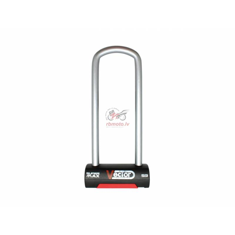 VECTOR Super MAX S3 U-Lock 88x270mm