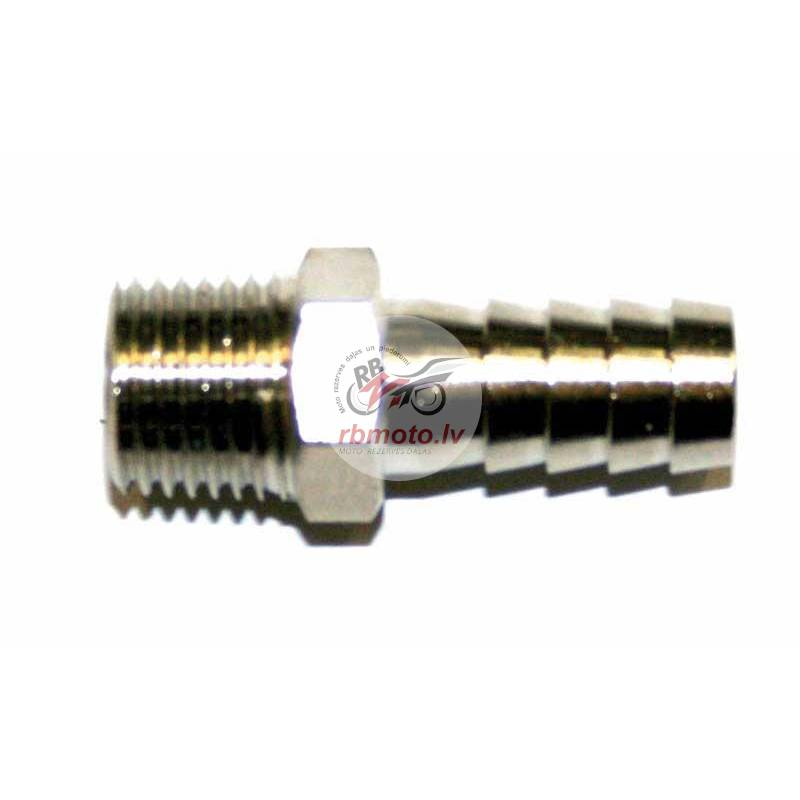 "PTS OUTILLAGE Barbed Fitting 1/4"" male"