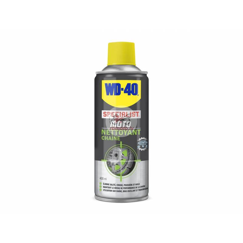 WD 40 Specialist Moto Chain Cleaner 400ml