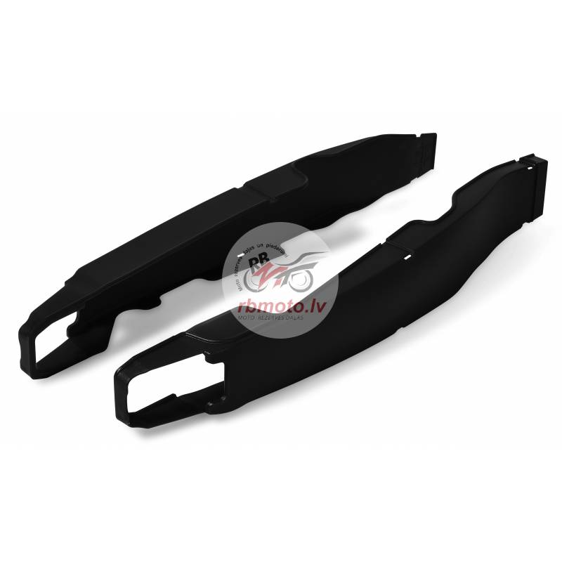 POLISPORT black swingarm protection Yamaha