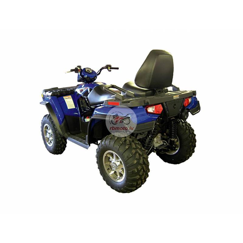 DIRECTION 2 Overfender Kit Black Polaris Sportsman