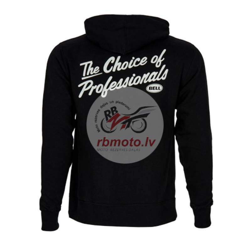 BELL Choice Of Pro Hoodie Black Size L