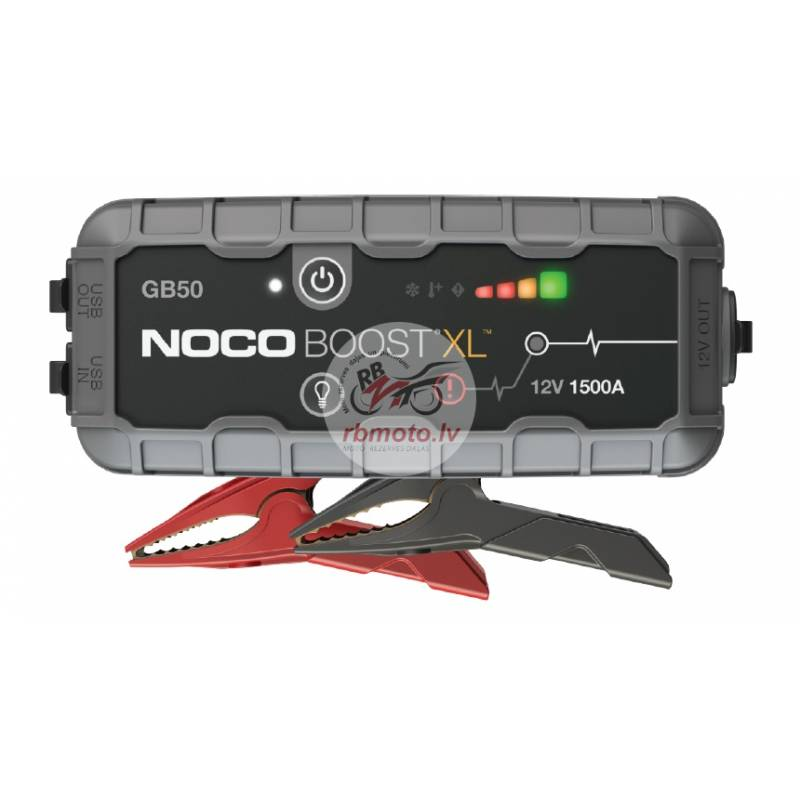 NOCO GB50 Battery Jump Starter Lithium 12V 1500A