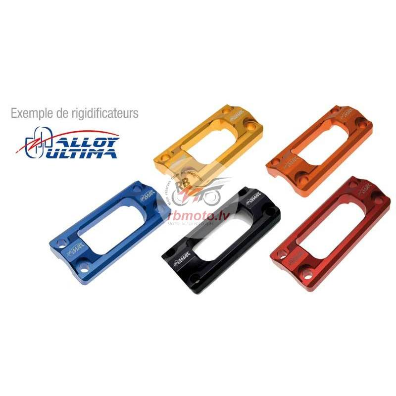 STEERING STABILIZER MOUNT, 28.6MM BLUE FOR YZF2006...