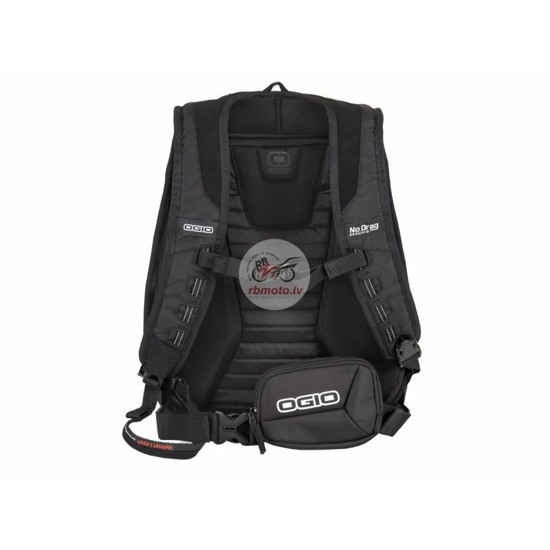OGIO No Drag Mach S Back Pack Stealth